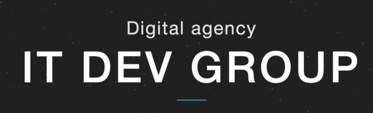 Digital agency  IT DEV GROUP